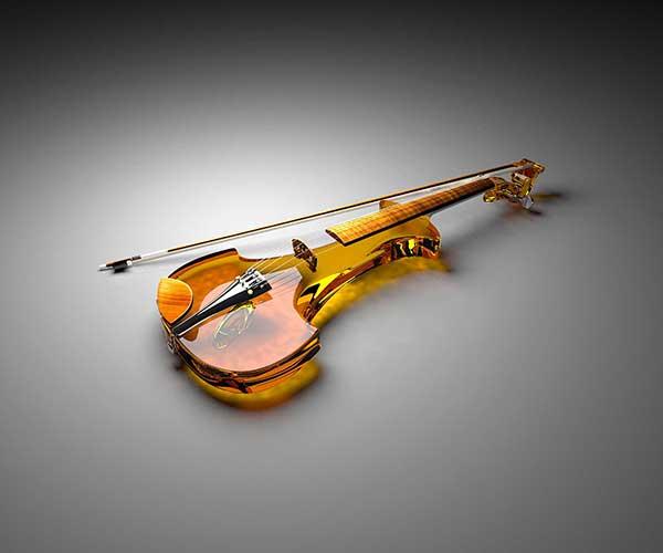 3d моделирование музыкальных инструментов